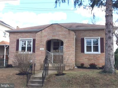 Jenkintown Single Family Home For Sale: 715 Los Angeles Avenue