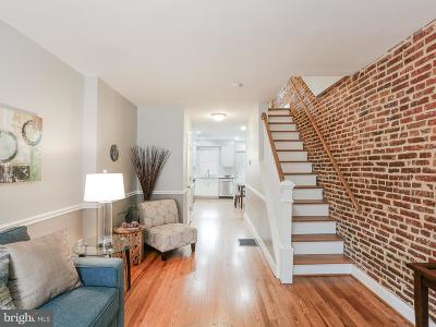 Baltimore Single Family Home For Sale: 221 Robinson Street