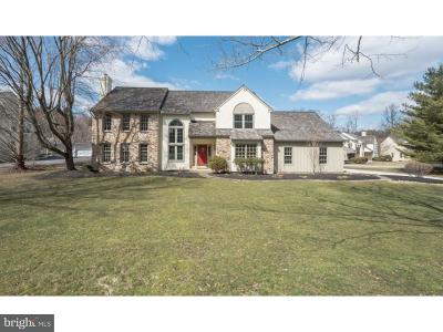 West Chester PA Single Family Home For Sale: $679,000