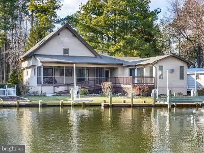 Ocean Pines Single Family Home For Sale: 92 Newport Drive