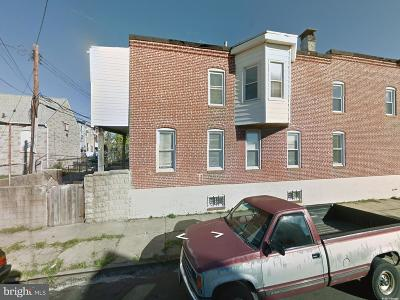 Single Family Home For Sale: 2924 Fayette Street