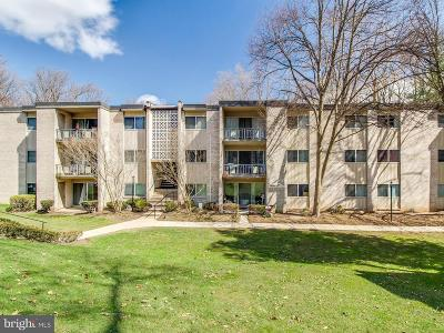 Rockville Condo For Sale: 12407 Braxfield Court #485
