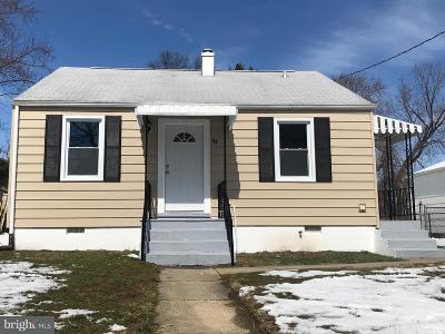 Aberdeen Single Family Home For Sale: 69 Green Avenue