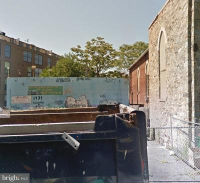 Residential Lots & Land Under Contract: 1731 Kalorama Road NW
