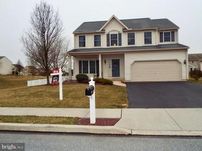 Palmyra Single Family Home For Sale: 519 Sweetwater Drive