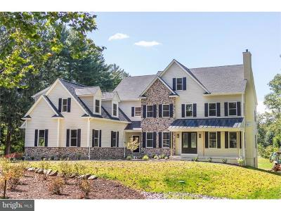 West Chester PA Single Family Home For Sale: $925,000