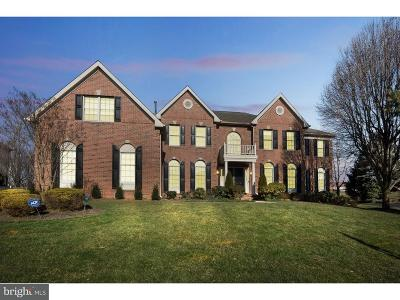 Moorestown Single Family Home For Sale: 4 Turnberry Court