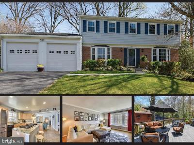 Fairfax Single Family Home For Sale: 3117 Northwood Road
