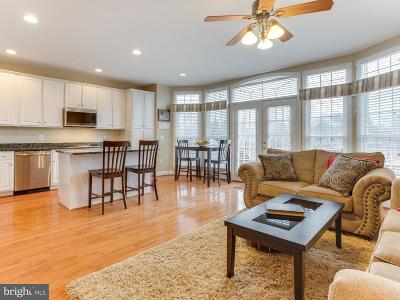 Leesburg Townhouse For Sale: 18535 Bear Creek Terrace