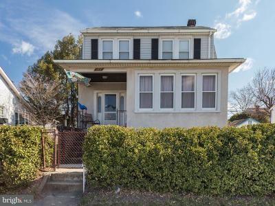 Baltimore Single Family Home For Sale: 117 Dundalk Avenue
