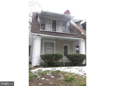 Mt Airy (East) Townhouse For Sale: 221 E Upsal Street