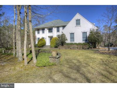 Medford Twp Single Family Home For Sale: 6 Bridgewater Court
