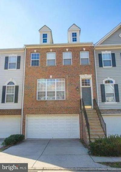 Fairfax County, Fairfax City Single Family Home Active Under Contract: 6135 Cinnamon Court
