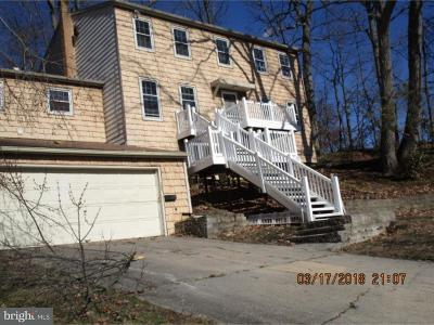 Cherry Hill Single Family Home For Sale: 1001 Owl Place