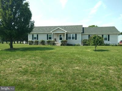 Camden Single Family Home For Sale: 123 Cow Marsh Creek Road