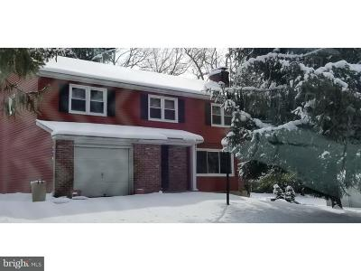 Yardley Single Family Home Under Contract: 9 Noreen Drive