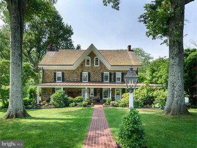 Chester County Single Family Home For Sale: 8 Barr Road