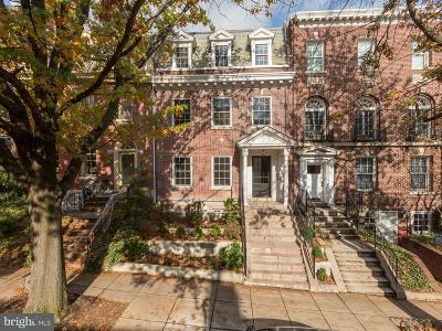 Washington Single Family Home For Sale: 1837 Wyoming Avenue NW #B