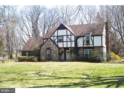 Doylestown Single Family Home For Sale: 6176 Hidden Valley Drive