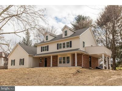 West Chester PA Single Family Home For Sale: $599,900
