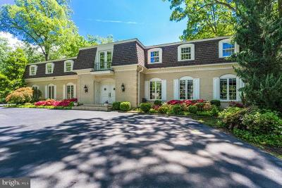 McLean Single Family Home For Sale: 8609 Brook Road