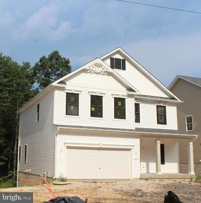 Odenton Single Family Home For Sale: 653 Old Waugh Chapel Road