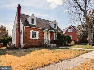 Laurel Single Family Home For Sale: 908 Philip Powers Drive