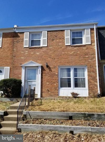 Triangle Townhouse For Sale: 3805 Port Hope Point