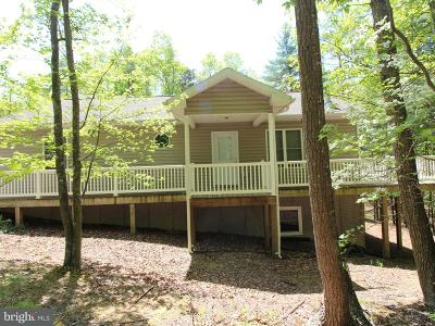 Shenandoah County Single Family Home For Sale: 425 Dale Drive