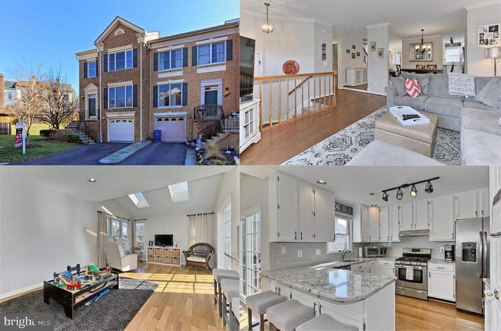 Property Photo ... & Listing: 5113 Winding Woods Drive Centreville VA.| MLS# 1000298046 ...