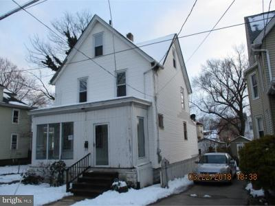 Camden Single Family Home Under Contract: 321 N 42nd Street