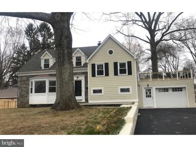 West Chester PA Single Family Home For Sale: $509,900