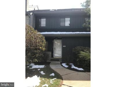 Paoli Townhouse Active Under Contract: 527 Foxwood Lane
