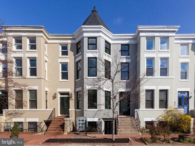 Dupont Circle Single Family Home For Sale: 1753 Willard Street NW #2
