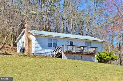 Stanley Single Family Home For Sale: 540 Pine Knob Road