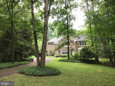 Darnestown Single Family Home For Sale: 14027 Berryville Road