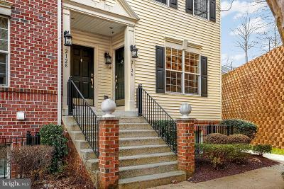 Annapolis Single Family Home For Sale: 2126 Hideaway Court #37