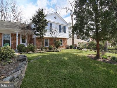 Fairfax Single Family Home For Sale: 5403 Quincy Marr Drive