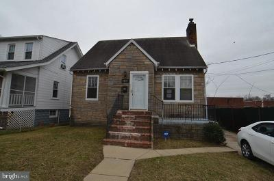 Brentwood Single Family Home For Sale: 4031 Webster Street