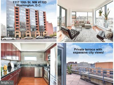 Washington Condo For Sale: 1117 10th Street NW #1103