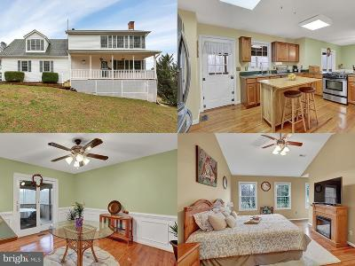 Culpeper County Single Family Home For Sale: 12725 Chestnut Lane