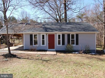 Partlow VA Single Family Home For Sale: $160,000