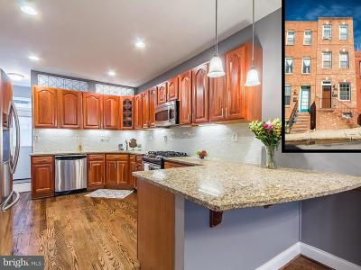Baltimore Townhouse For Sale: 921 Baylis Street