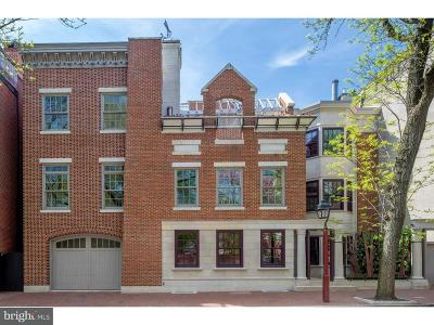 Society Hill Townhouse For Sale: 328-330 Delancey Street