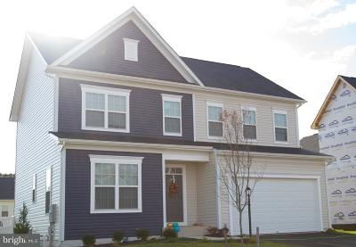 Purcellville Single Family Home For Sale: Mildenhall Ct