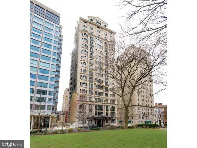 Philadelphia Single Family Home For Sale: 1830-34 Rittenhouse Square #6A