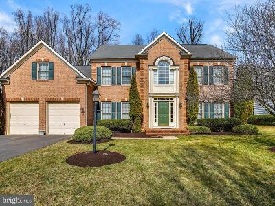 Gaithersburg Single Family Home For Sale: 18506 Fontana Lane