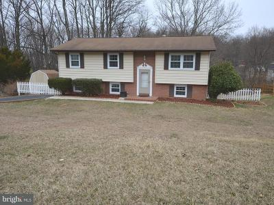 Sykesville Single Family Home For Sale: 5811 Dale Drive
