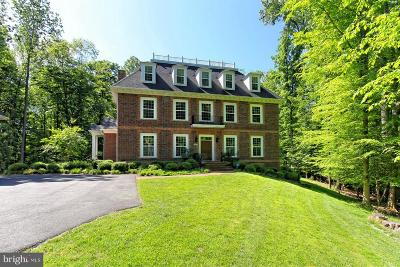 Centreville, Clifton Single Family Home For Sale: 12875 Yates Ford Road