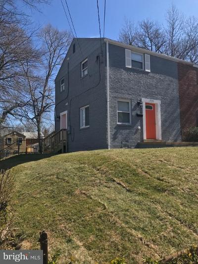 Capitol Heights Single Family Home Under Contract: 719 71st Avenue